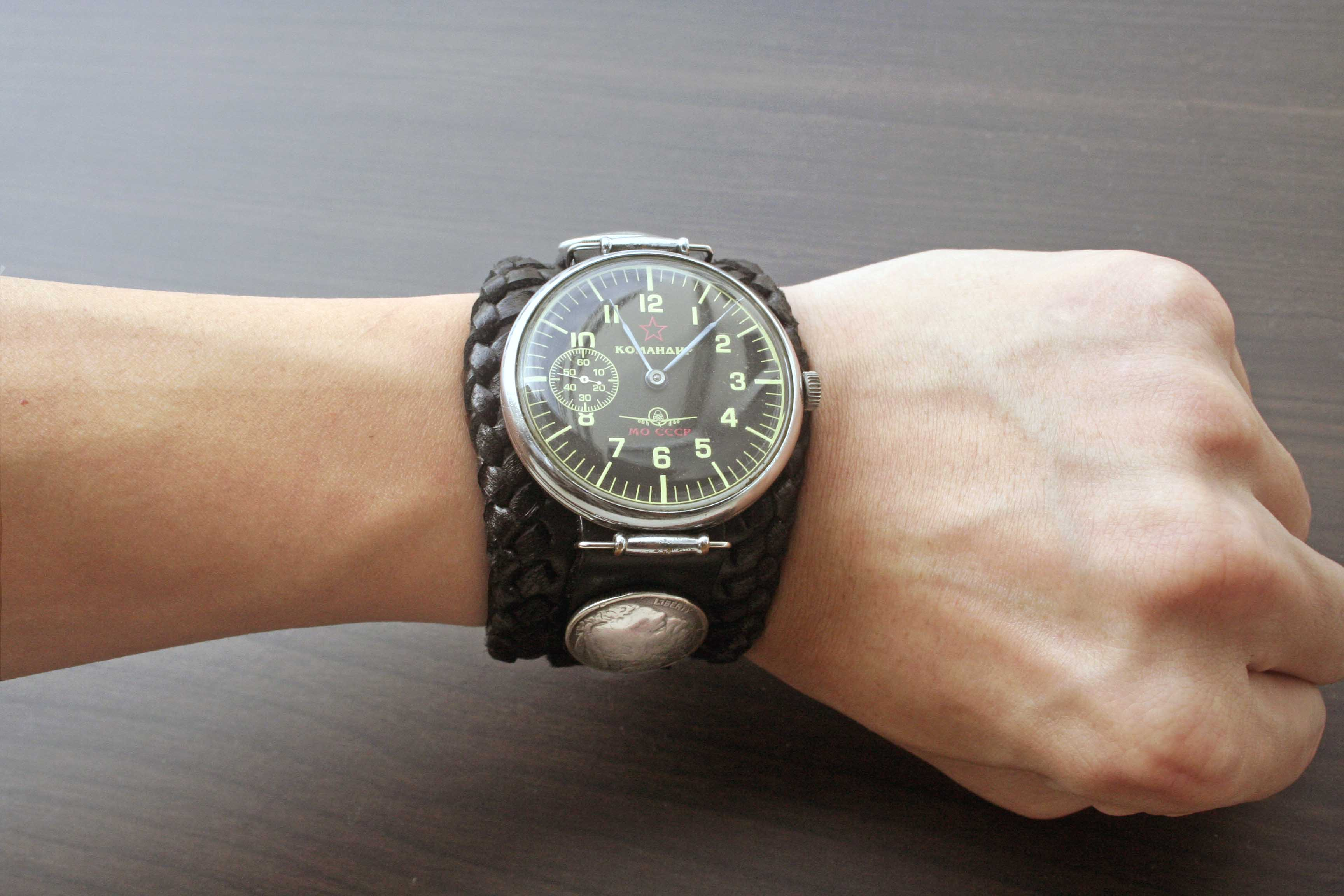 Wwii Soviet Military Watch 1940s Stoneforgold